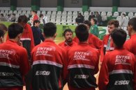 Se disputan los triangulares de U15