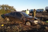 Se registraron accidentes en las ruta 16 y 20
