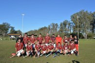Triunfo de Central Entrerriano en Hockey