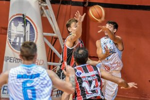 Central arrancó ganando en el Torneo Federal