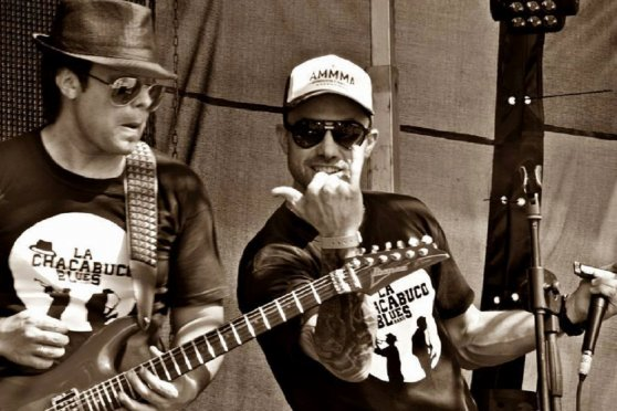La Chacabuco Blues Band tocará en el CCG