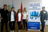 Personal de Adulto Mayor participó de la Clínica Golf-Croquet