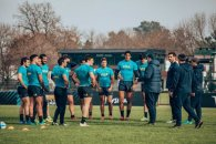 Dos entrerrianos en Los Pumas para enfrentar a All Blacks