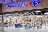Intentaron robar en Carrefour